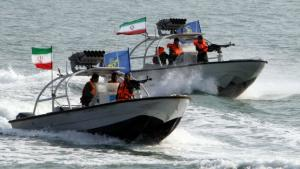 IRGC Harassment: AP Photo