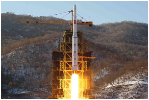 Iran's increased cooperation with North Korea is believed to have contributed to the DPRK's first successful long-range ballistic missile test in December 2012.