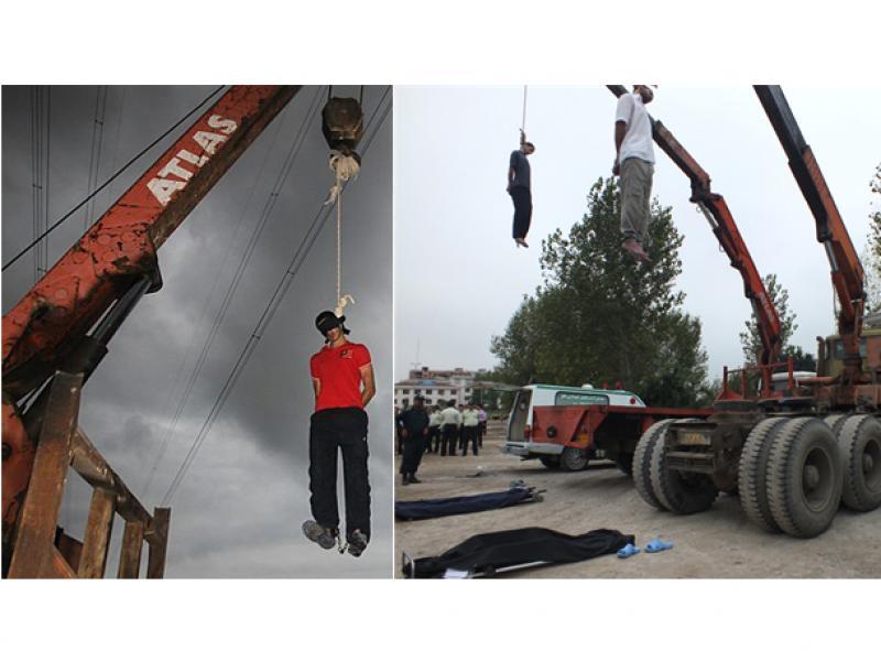 Iran execution homosexual